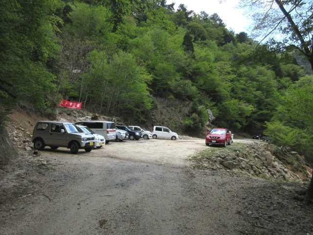 IMG2655JPG宇土内谷登山口に戻って来ました