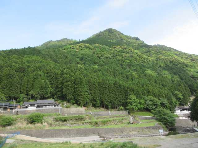 IMG2667JPG岩岳川より求菩提山
