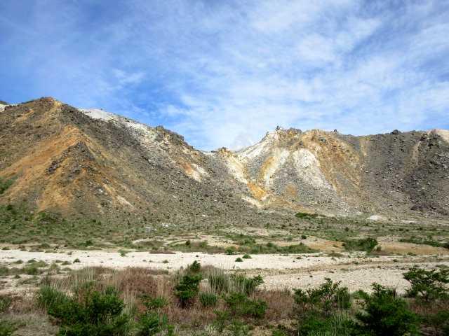 IMG3412JPG北千里浜より硫黄山