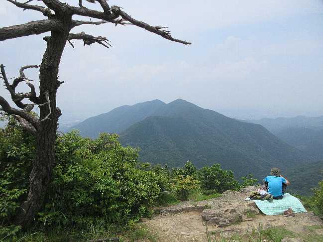 IMG3750JPG金剛山方面