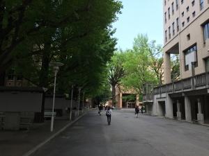 三田キャンパス160430
