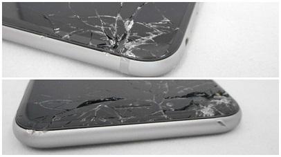 iPhone6ジャンク画面