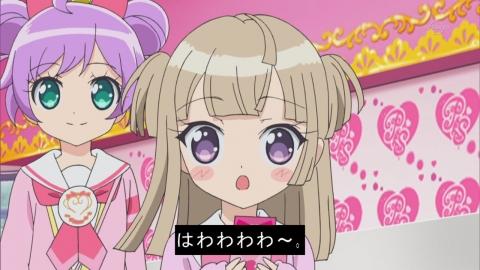 プリパラ 第90話 神アイドル始めちゃいました!? アニメ実況 感想 画像