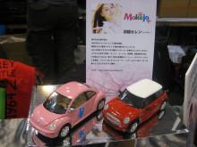 模型+女子(モケジョ)