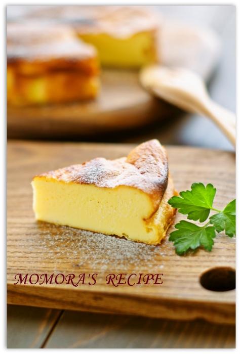 HMヨーグルト豆腐チーズケーキ (1)