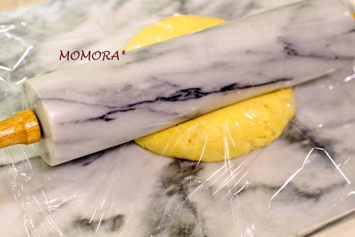 シナモンロールパン (2)