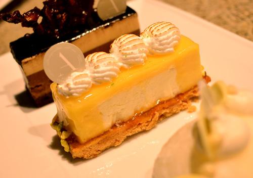 【ケーキ】アサコイワヤナギ「タルトカボシトロン」