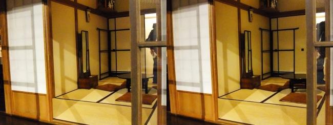 江戸東京博物館 昭和初期の住宅②(交差法)