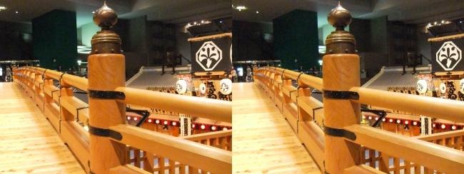 江戸東京博物館 日本橋③(平行法)