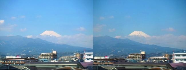 富士山(交差法)