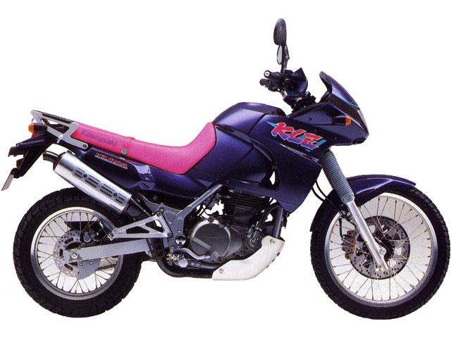 KLE250 アネーロ