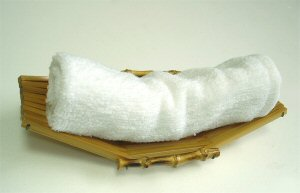 1a 300 wet towel oshibori