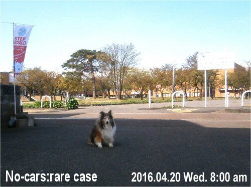 02h 500 20160420 0800 上町PL No-cars rare case Erie