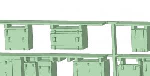 京王8000 10連(6+4固定化仕様)【武蔵模型工房 Nゲージ 鉄道模型】1