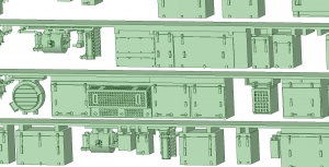 京王8000 10連(6+4固定化仕様)【武蔵模型工房 Nゲージ 鉄道模型】2