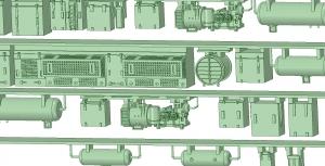 京王8000 10連(6+4固定化仕様)【武蔵模型工房 Nゲージ 鉄道模型】3