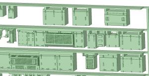 京王8000 10連貫通化仕様(HS20コンプ)【武蔵模型工房 Nゲージ 鉄道模型】1