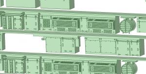 京王8000 10連貫通化仕様(RWS20Jコンプ)【武蔵模型工房 Nゲージ 鉄道模型】1