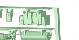 京王8000 8連 8031F(SIV更新塗油器仕様)【武蔵模型工房 Nゲージ 鉄道模型】2