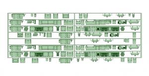 京王8000 8連 8032F(SIV更新仕様)【武蔵模型工房 Nゲージ 鉄道模型】
