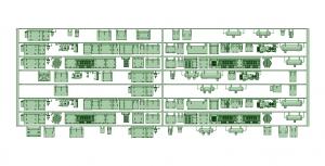 京王8000 8連 標準仕様【武蔵模型工房 Nゲージ 鉄道模型】