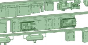 京王8000 8連 8030F VVVF試験(日立東芝)【武蔵模型工房 Nゲージ 鉄道模型】3