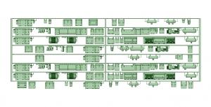 京王8000 8連 8030F VVVF試験(日立)【武蔵模型工房 Nゲージ 鉄道模型】
