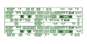 京王8000 8連 8030F VVVF試験(日立東芝)【武蔵模型工房 Nゲージ 鉄道模型】