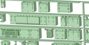 京王8000 8連 8032F(SIV更新仕様)【武蔵模型工房 Nゲージ 鉄道模型】2
