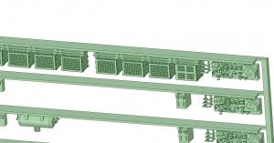 @阪急5132F 床下機器【武蔵模型工房 Nゲージ 鉄道模型】-1