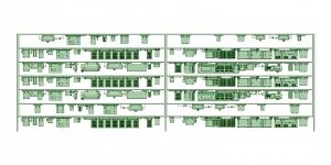西武新2000 6連 HS20 MG【武蔵模型工房 Nゲージ 鉄道模型】