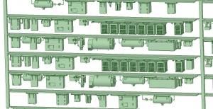 西武新2000 6連 HS20 MG【武蔵模型工房 Nゲージ 鉄道模型】-2