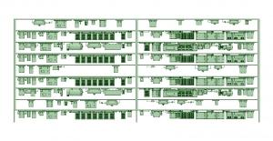 西武新2000 8連 HS20直流 MG【武蔵模型工房 Nゲージ 鉄道模型】