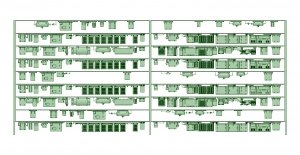 西武新2000 8連 HS20交流 MG【武蔵模型工房 Nゲージ 鉄道模型】