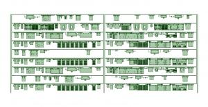 西武新2000 8連 2197F【武蔵模型工房 Nゲージ 鉄道模型】