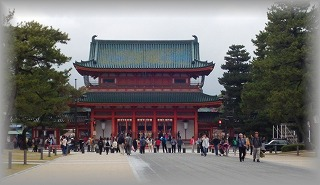 平安神宮2