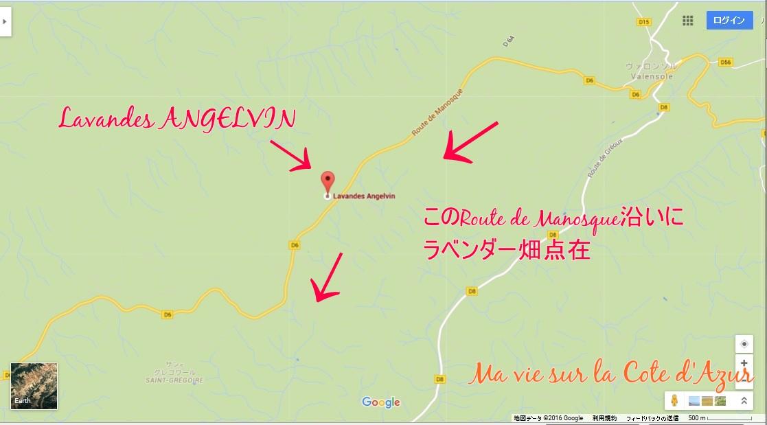 edit lavender map