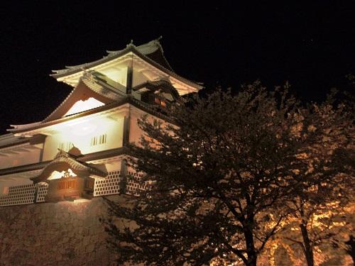金沢城公園160406-2