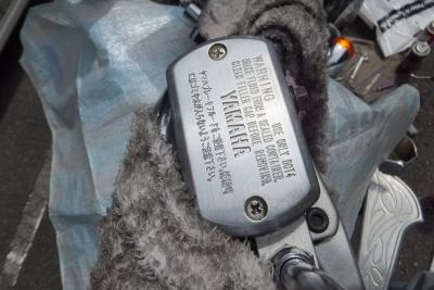 DS4 Fキャリパー掃除フルード交換 021