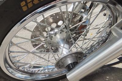 DS4 Fキャリパー掃除フルード交換 022