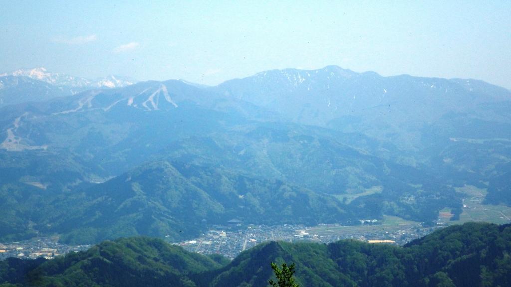 1234経ヶ岳報恩寺山