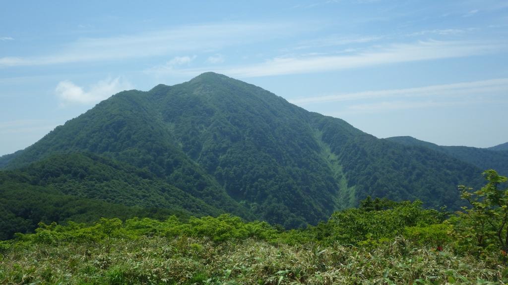 1057荒島岳