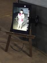 20160330 宇宙光業(タカヤノリコ)自撮りシステム