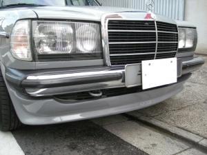 AMGフロントバンパー