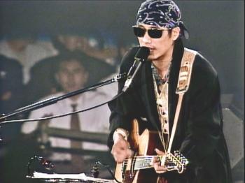 長渕剛LIVE'92JAPAN東京ドーム