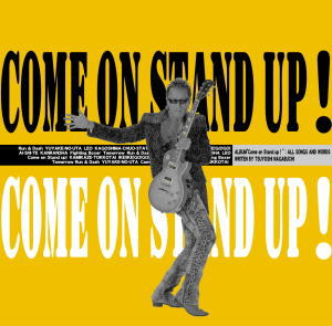 長渕剛Come on Stand up!スタンドアップジャケット