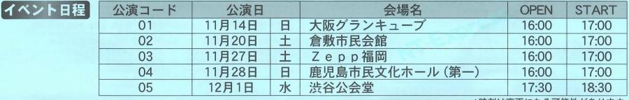 長渕剛サンキューライブ