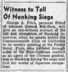 Oakland Tribune, Jun 2. 1938