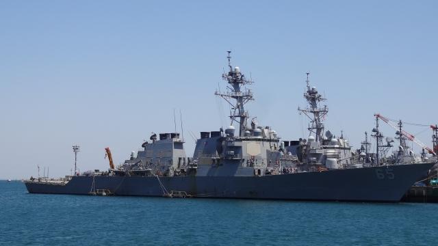 米海軍イージス