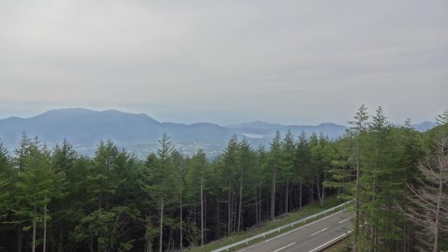 大沢台からの景色